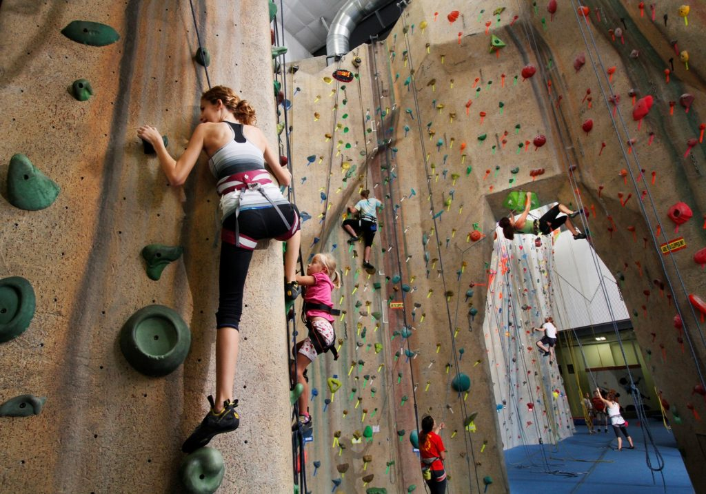 Upper Limits Rock Climbing Gym