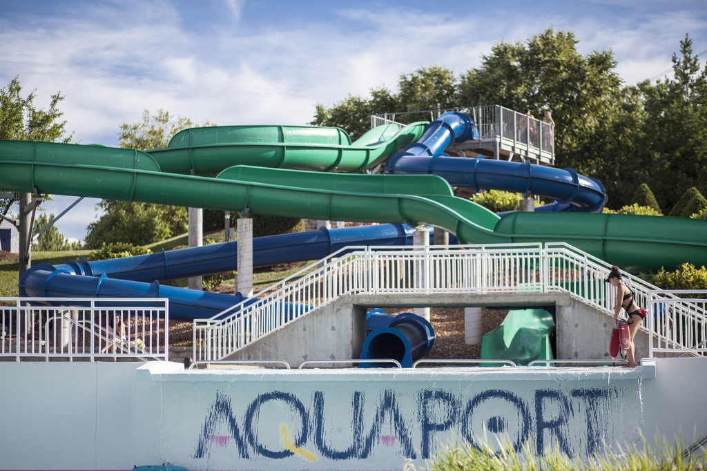 Maryland Heights Aquaport Opens Memorial Day Weekend